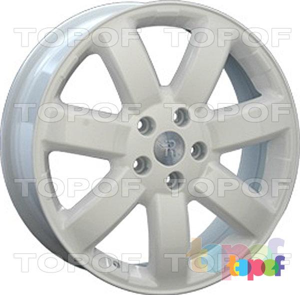 Колесные диски Replay (Replica LS) H14. Цвет - белый