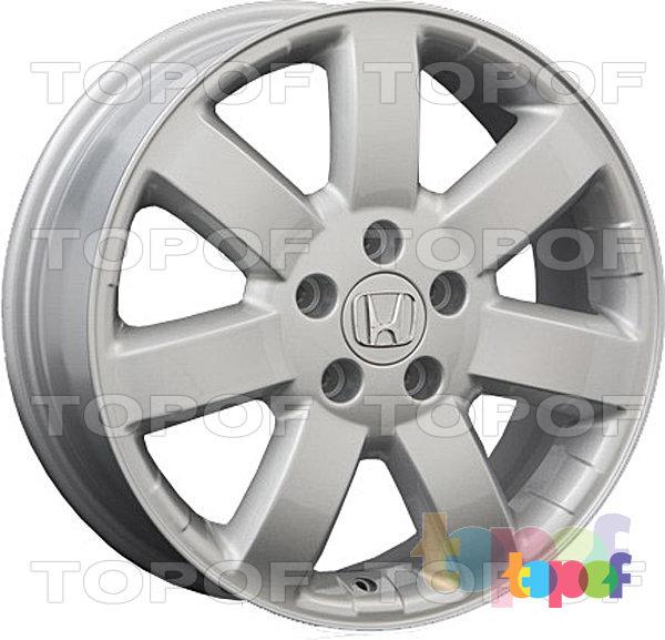 Колесные диски Replay (Replica LS) H14. Цвет серебряный