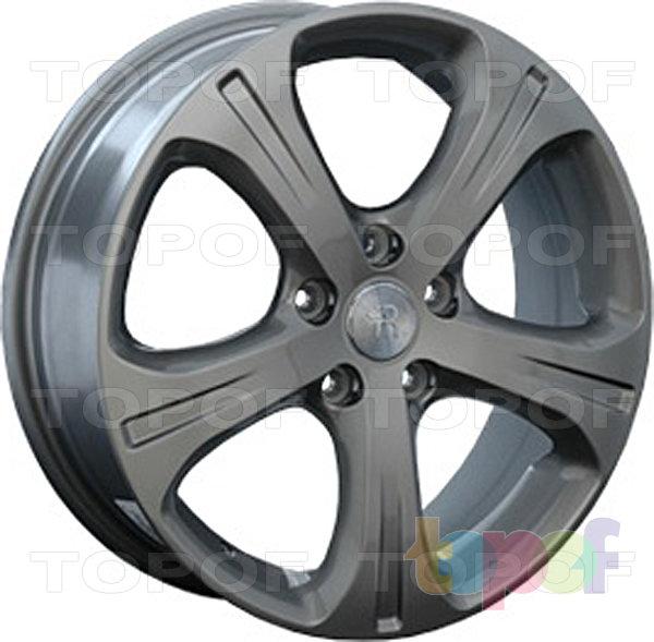 Колесные диски Replay (Replica LS) H15. Цвет GM