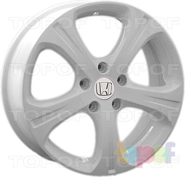 Колесные диски Replay (Replica LS) H15. Цвет - белый