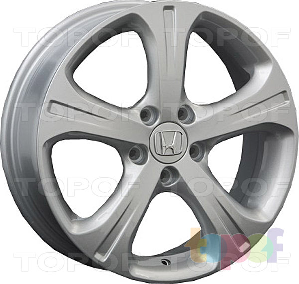 Колесные диски Replay (Replica LS) H15. Цвет серебряный