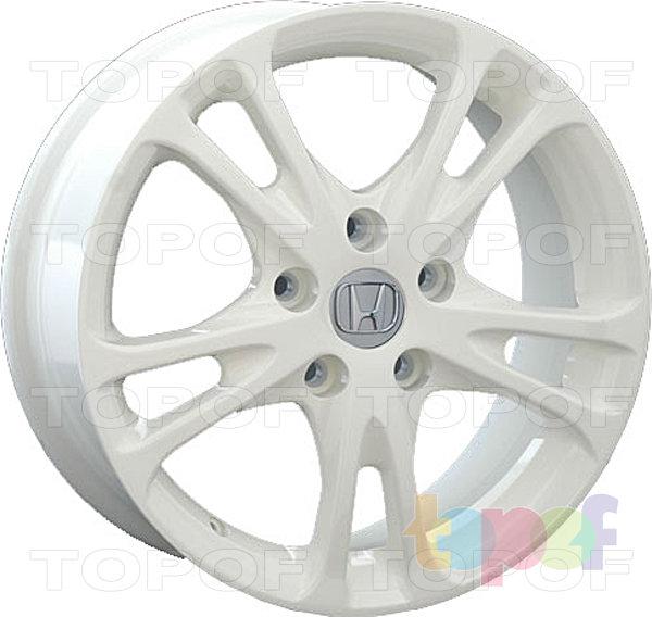 Колесные диски Replay (Replica LS) H16. Цвет - белый