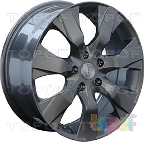 Колесные диски Replay (Replica LS) H21. Цвет GM
