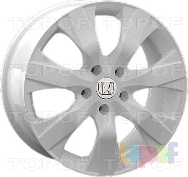 Колесные диски Replay (Replica LS) H21. Цвет - белый