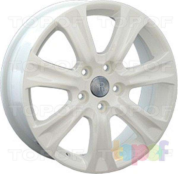 Колесные диски Replay (Replica LS) H22