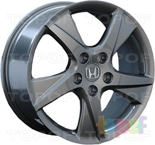 Колесные диски Replay (Replica LS) H24. Цвет GM