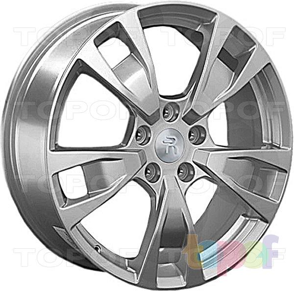 Колесные диски Replay (Replica LS) H27. Цвет GM