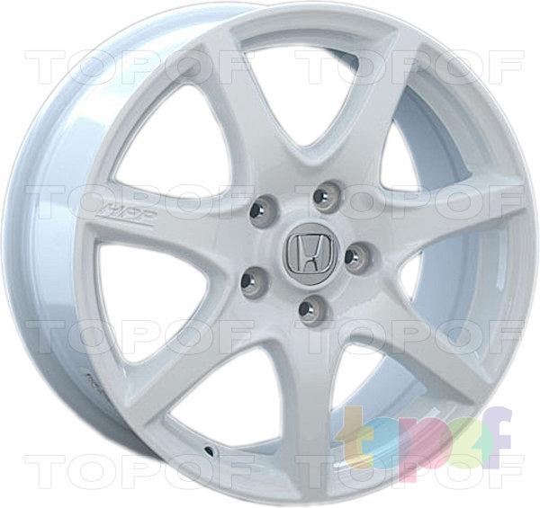 Колесные диски Replay (Replica LS) H29. Цвет - белый