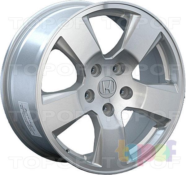 Колесные диски Replay (Replica LS) H31. Цвет - серебряный