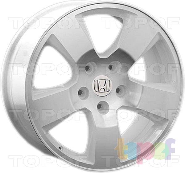 Колесные диски Replay (Replica LS) H31. Цвет - белый полированный