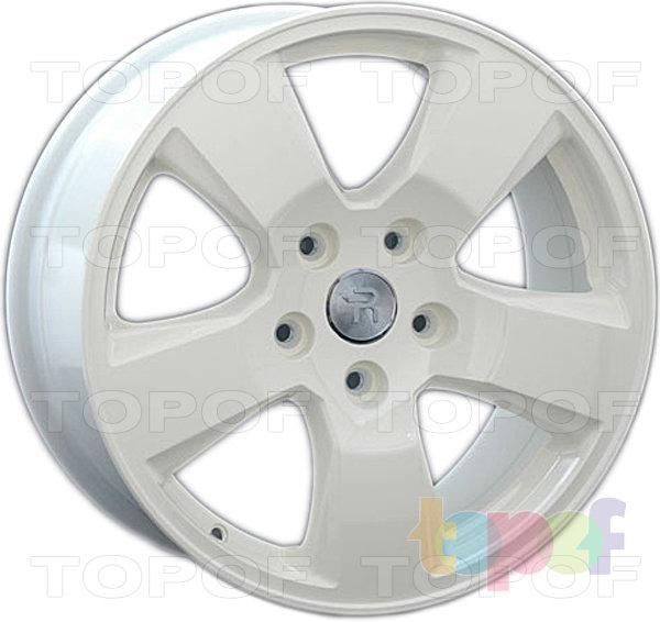 Колесные диски Replay (Replica LS) H31. Цвет - белый