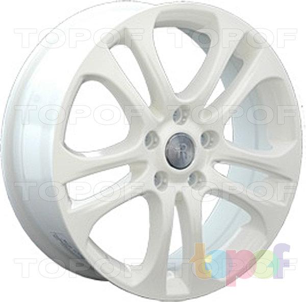 Колесные диски Replay (Replica LS) H33. Цвет - белый