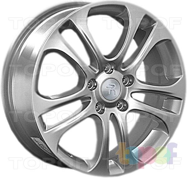 Колесные диски Replay (Replica LS) H33. Цвет GM