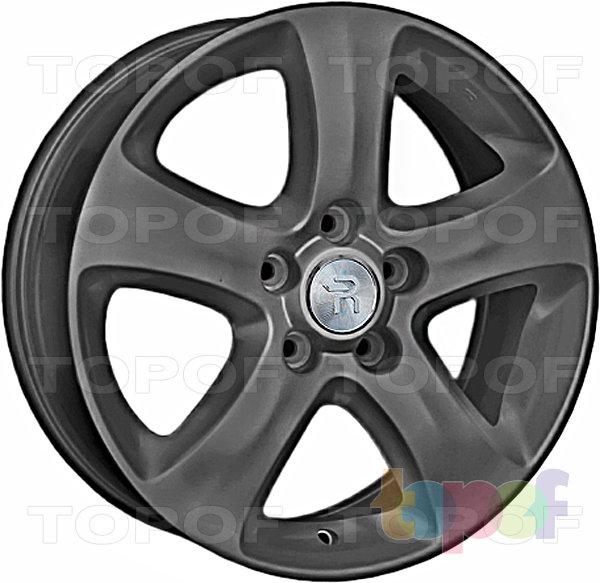 Колесные диски Replay (Replica LS) H35. Цвет GM