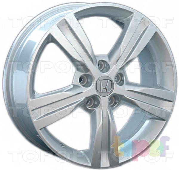 Колесные диски Replay (Replica LS) H50. Цвет - серебряный