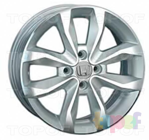 Колесные диски Replay (Replica LS) H51. Цвет - серебряный