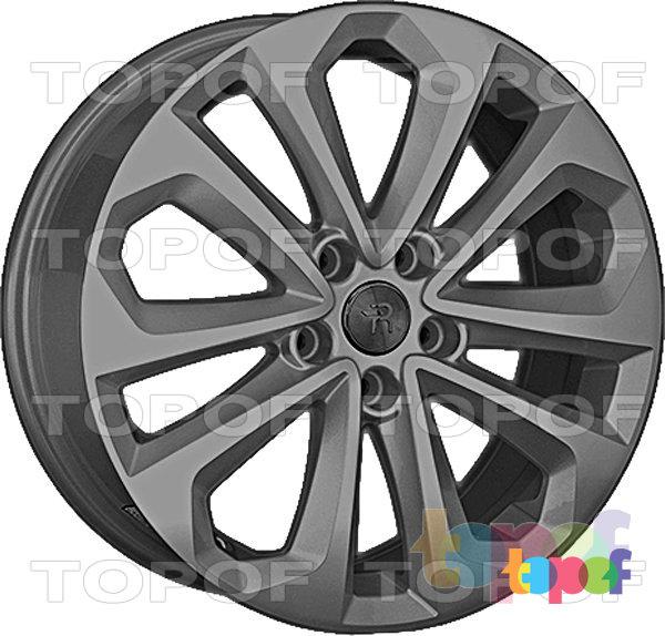 Колесные диски Replay (Replica LS) H60. Цвет GM