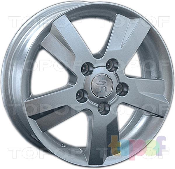 Колесные диски Replay (Replica LS) H70. Изображение модели #1