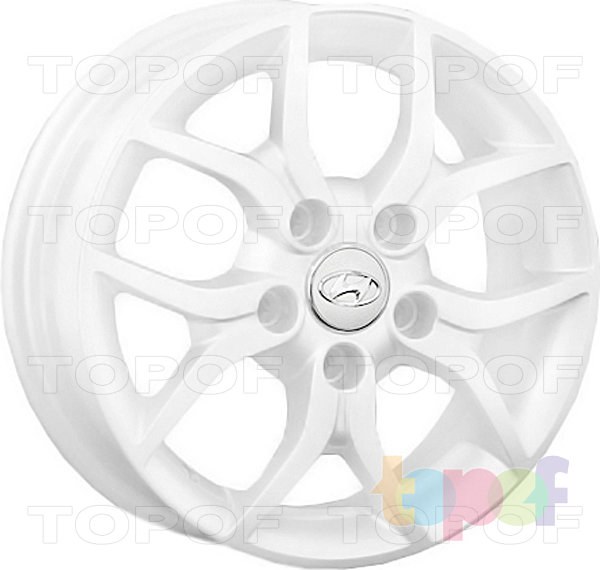 Колесные диски Replay (Replica LS) HND20. Цвет - White
