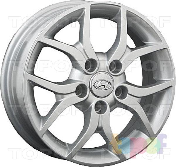 Колесные диски Replay (Replica LS) HND20. Цвет - Silver