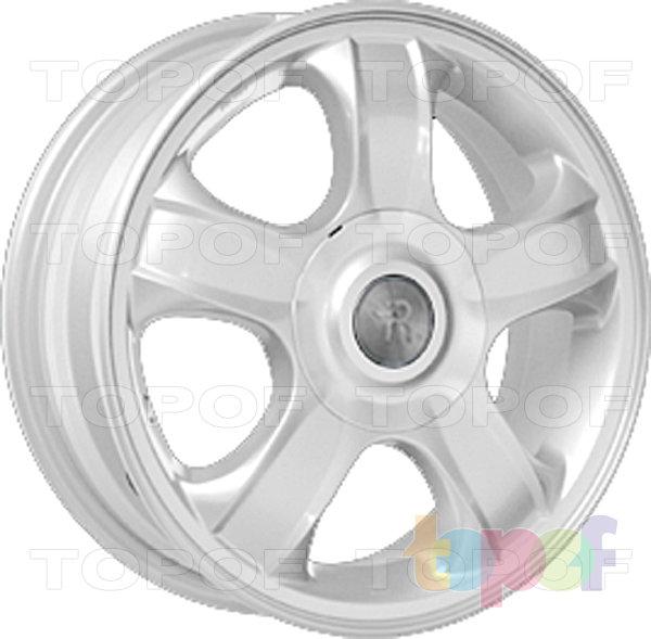 Колесные диски Replay (Replica LS) HND95. Цвет - белый