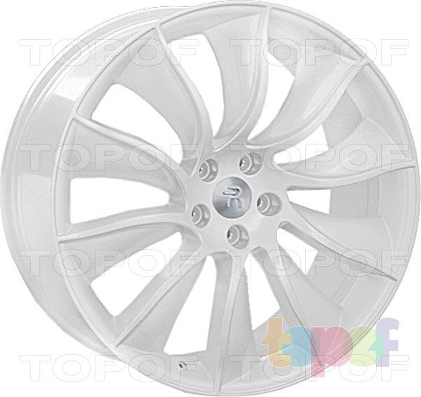 Колесные диски Replay (Replica LS) INF15. Цвет - белый