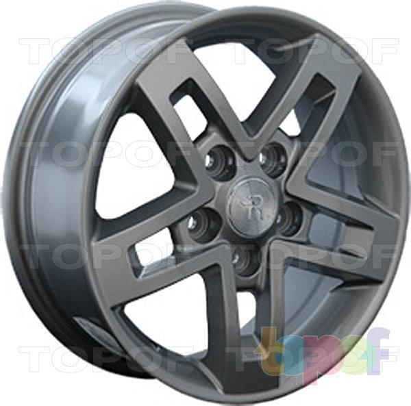 Колесные диски Replay (Replica LS) Ki15. Темно-серый