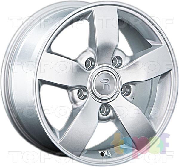 Колесные диски Replay (Replica LS) Ki16. Изображение модели #1