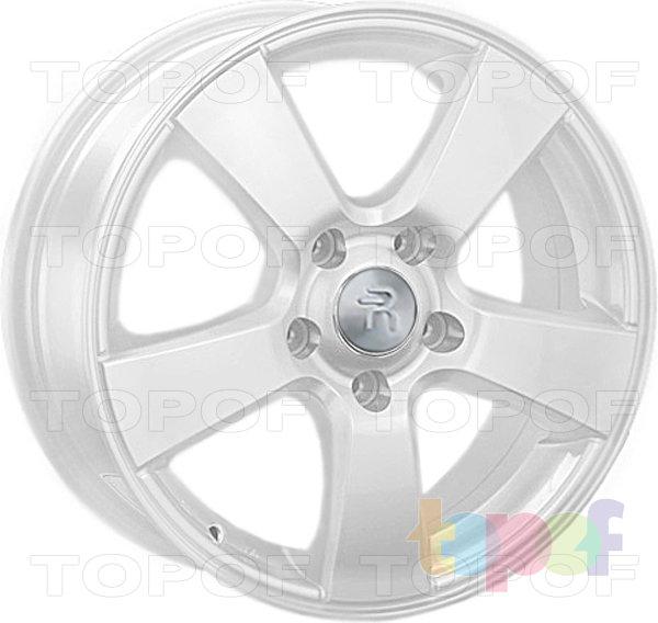 Колесные диски Replay (Replica LS) Ki22. Цвет - белый