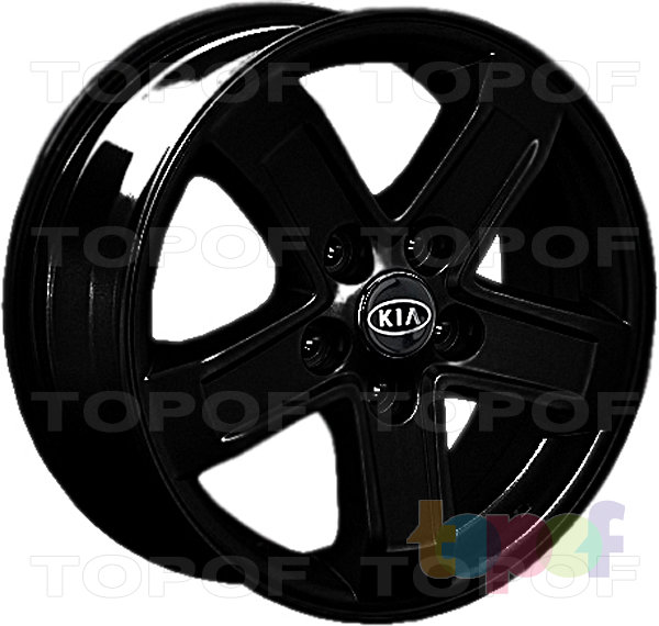 Колесные диски Replay (Replica LS) Ki30