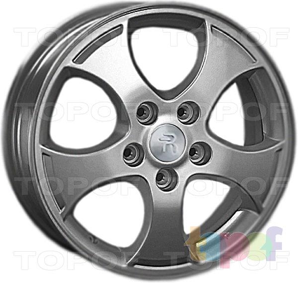 Колесные диски Replay (Replica LS) Ki47. Цвет GM