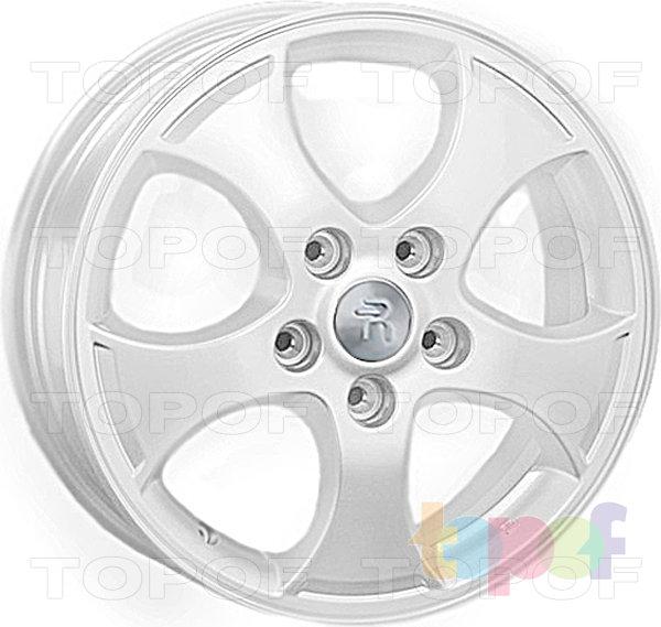 Колесные диски Replay (Replica LS) Ki47. Цвет - белый
