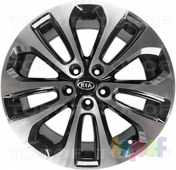 Колесные диски Replay (Replica LS) Ki92. Изображение модели #1