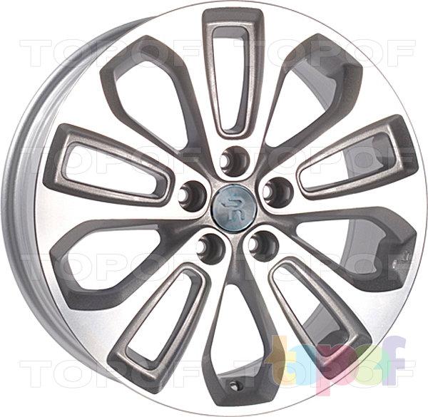 Колесные диски Replay (Replica LS) Ki92. Цвет SF