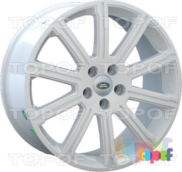 Колесные диски Replay (Replica LS) LR14. Белый