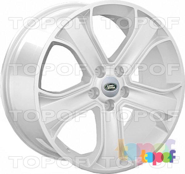 Колесные диски Replay (Replica LS) LR17. Цвет - белый