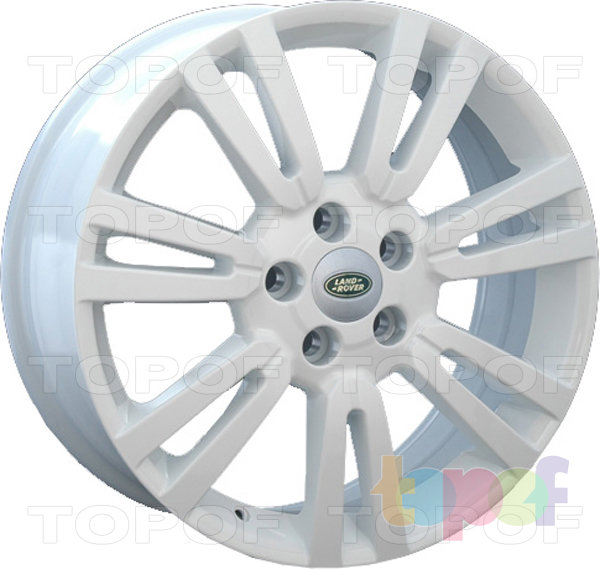 Колесные диски Replay (Replica LS) LR21. Цвет - белый