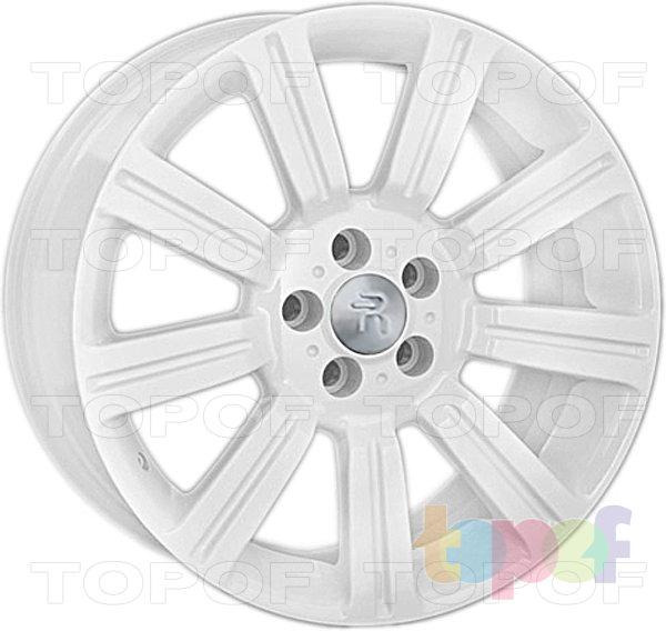 Колесные диски Replay (Replica LS) LR4. Цвет - белый