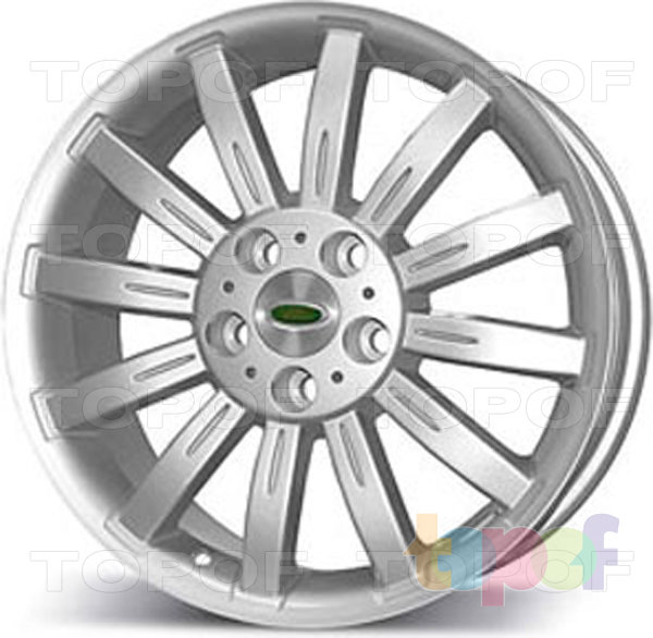 Колесные диски Replay (Replica LS) LR6. Цвет - серебряный