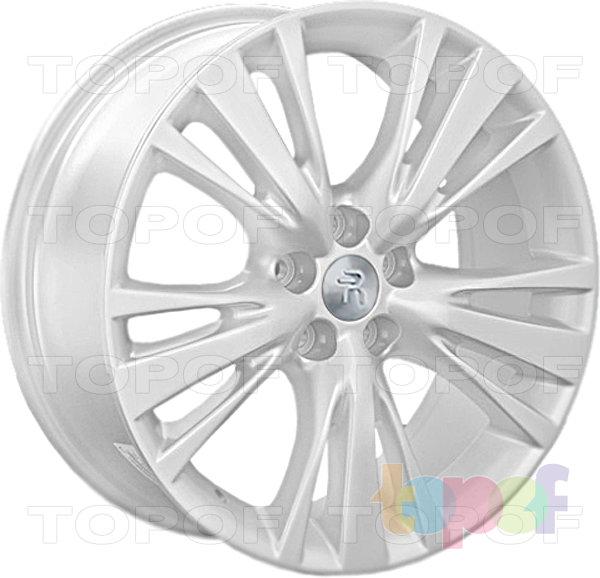 Колесные диски Replay (Replica LS) LX16. Цвет - белый