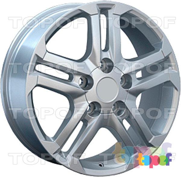 Колесные диски Replay (Replica LS) LX28. Цвет - серебряный