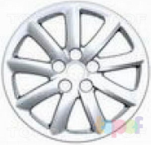 Колесные диски Replay (Replica LS) LX31. Цвет серебряный