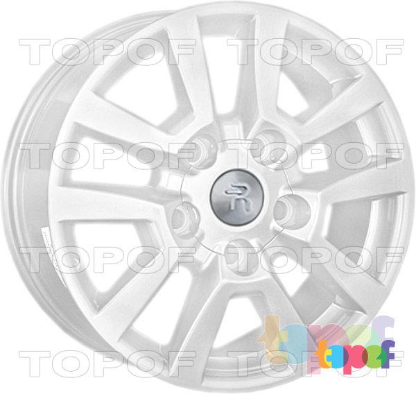 Колесные диски Replay (Replica LS) LX40. Цвет - белый