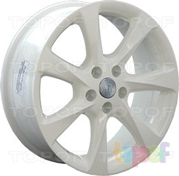 Колесные диски Replay (Replica LS) LX42. Цвет - белый