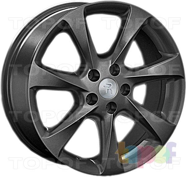 Колесные диски Replay (Replica LS) LX42. Цвет GM