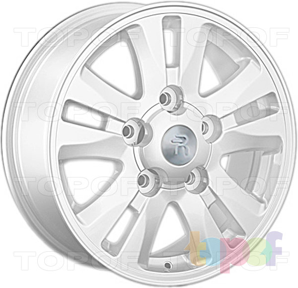 Колесные диски Replay (Replica LS) LX46. Цвет - белый