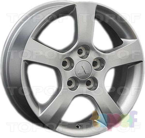 Колесные диски Replay (Replica LS) Mi19. Цвет серебряный