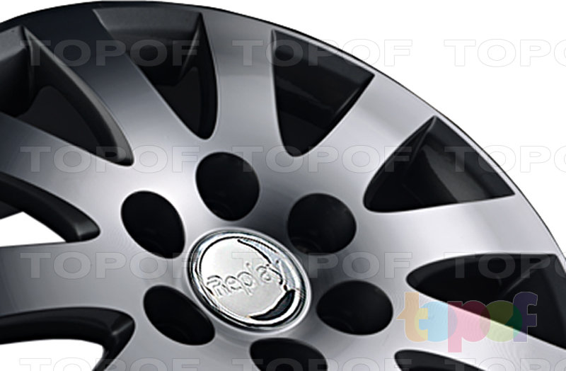 Колесные диски Replay (Replica LS) Mi20. Изображение модели #1
