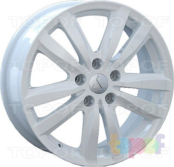 Колесные диски Replay (Replica LS) Mi29. цвет белый