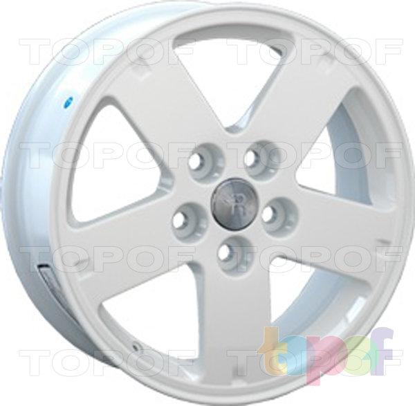 Колесные диски Replay (Replica LS) Mi32. Цвет белый